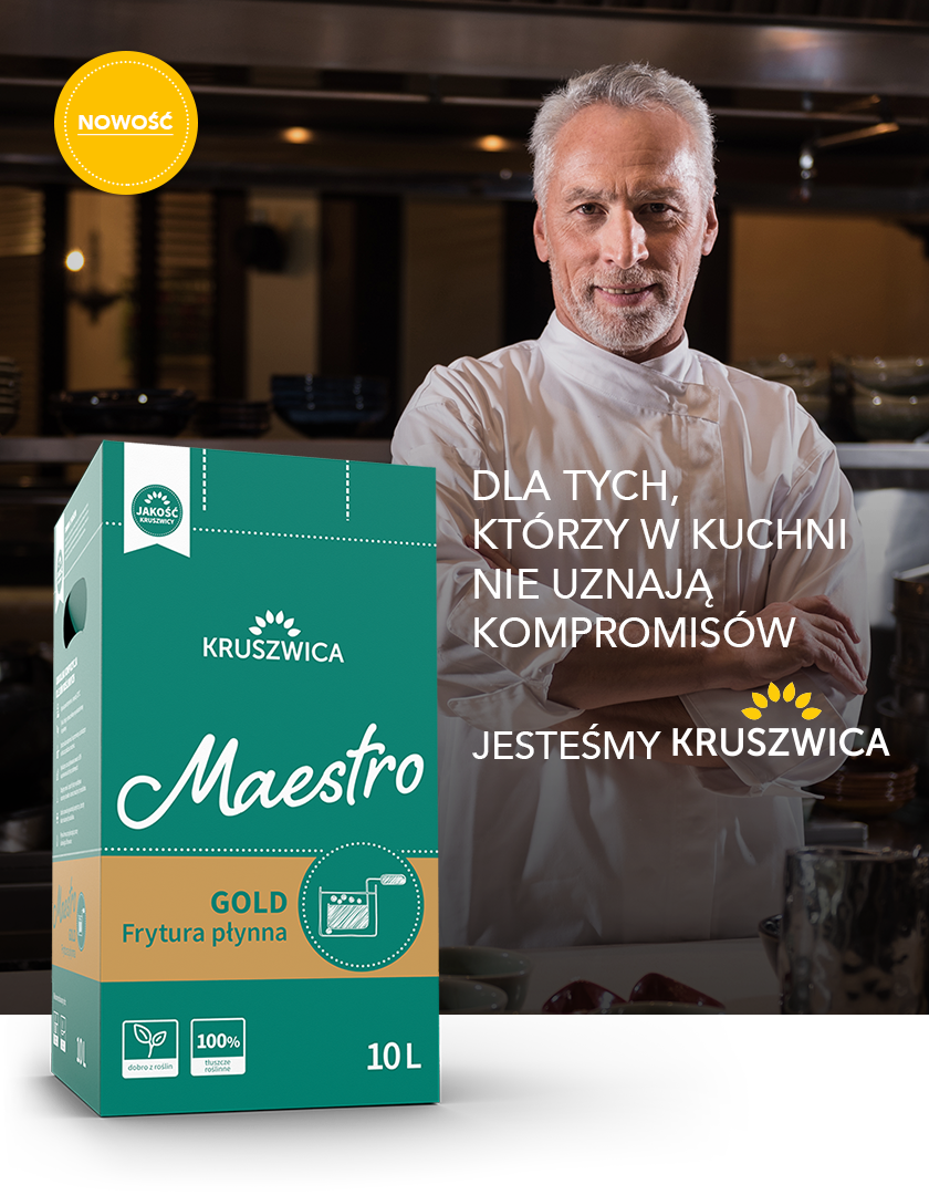 Maestro Gold Kruszwica